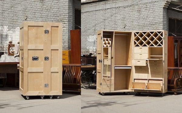 CRATES Folding Furniture