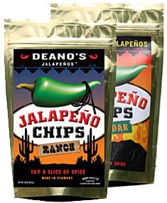 Deano's Jalapeno Chips