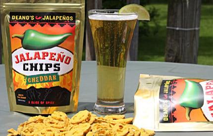 Deano's Jalapeno Chips