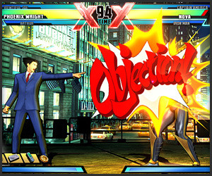 Ultimate MvC3: Phoenix Wright