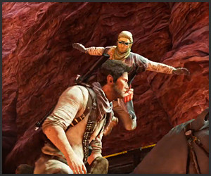 Uncharted 3: TV Spot