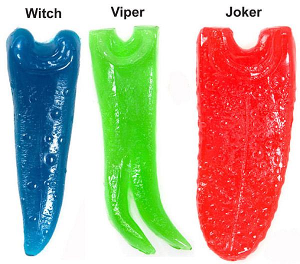 Gummy Tongues