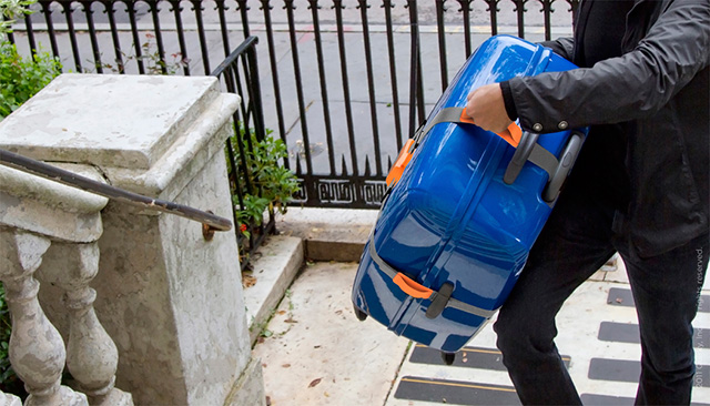 Lift Luggage Strap