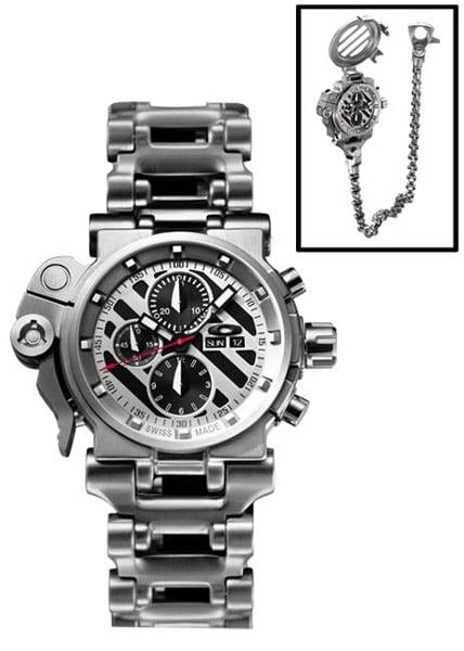 Oakley Full Metal Jacket Watch