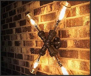 Bottle & Plumbing Lamps