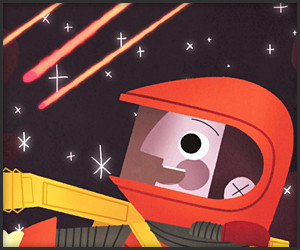 Space Oddity Animated