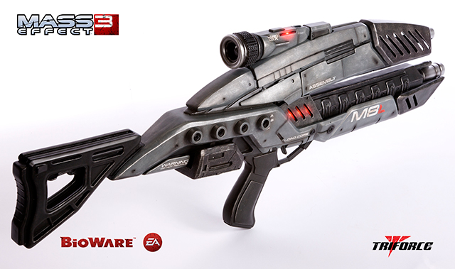Official Mass Effect M8 Replica