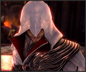Soul Calibur V x Assassin's Creed