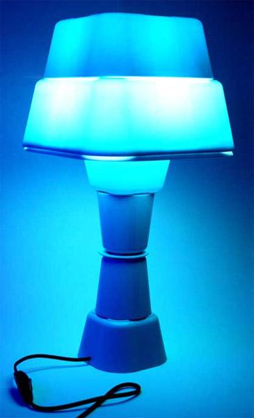 Super Bowl Lamp