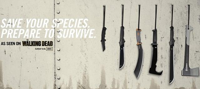 Gerber Apocalypse Survival