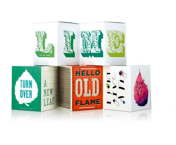 Jamie Oliver Packaging