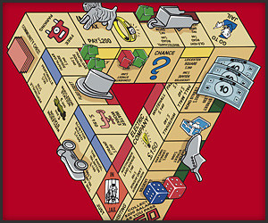 The Impossible Board Game