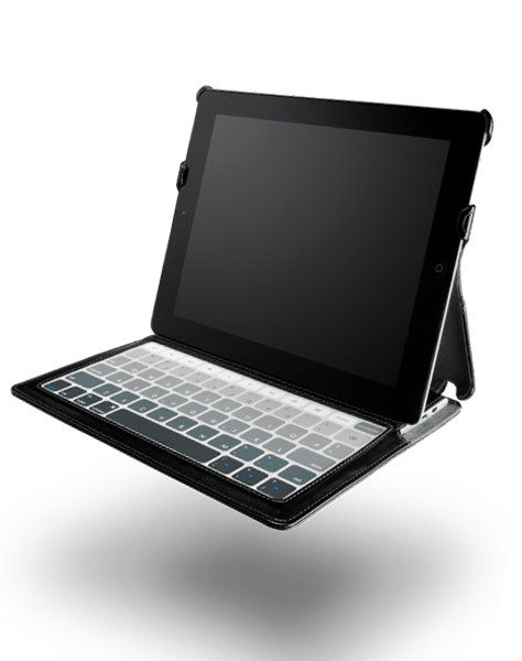 SKINNY iPad 2 Keyboard Case