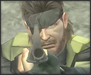 MGS HD: Peace Walker