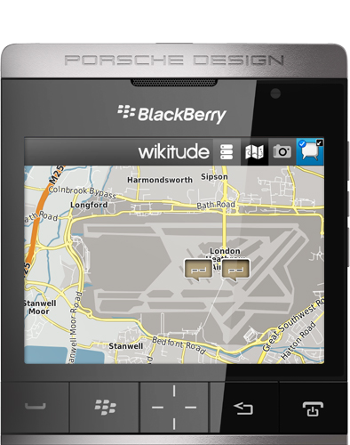 Porsche Design x Blackberry