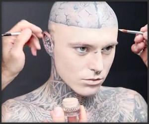 Awesome tattoos for Dermablend tattoo cover up video