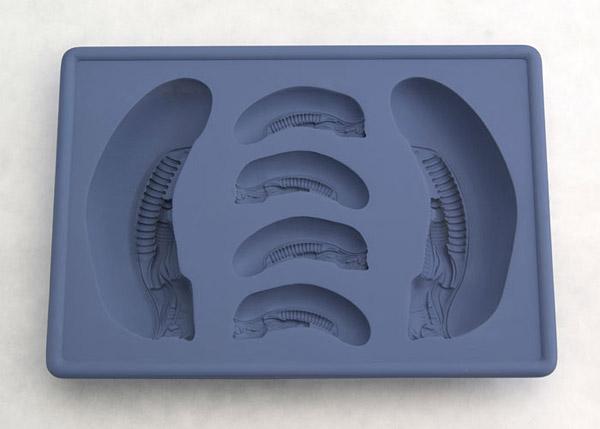 Alien Ice Trays