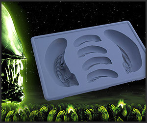 Alien Ice Trays