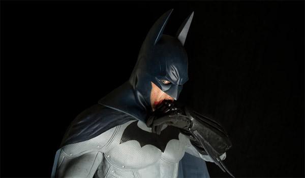 Arkham Asylum Suit