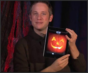 iPad Halloween Magic