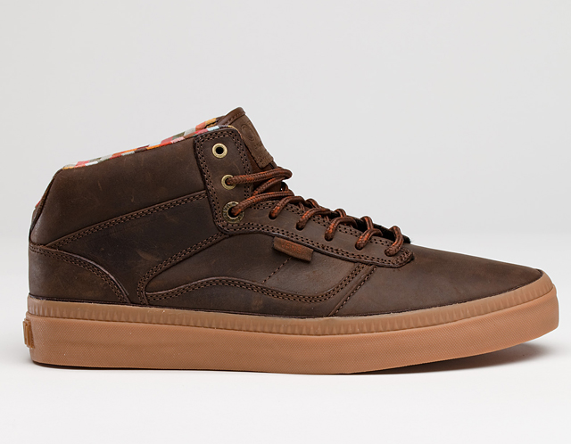 Vans OTW Leather Bedford