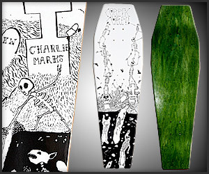Corpse Corps Skateboards
