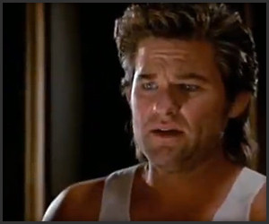 Kurt Russell is in Big Trouble