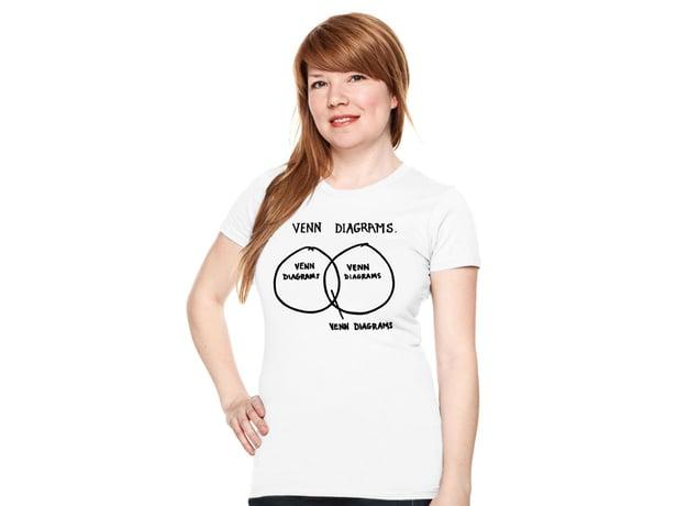 Venn Diagrams T-Shirt