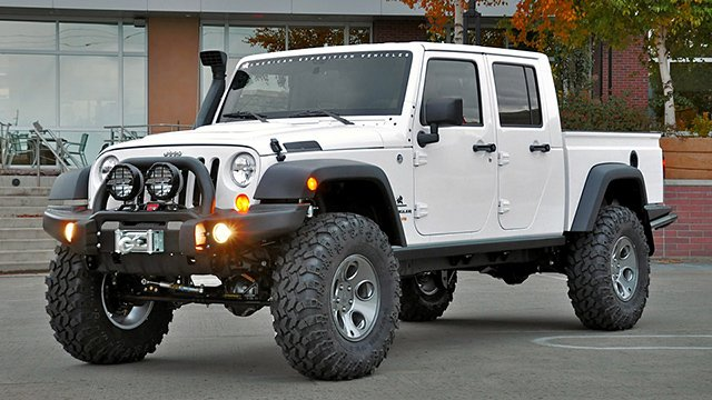 AEV Brute Double Cab