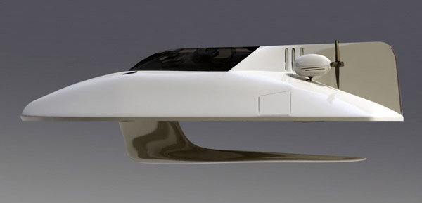 Aguila Xi Yacht
