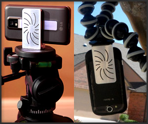 Capta Smartphone Mount