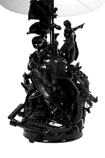 Lamps by Evil Robot Designs