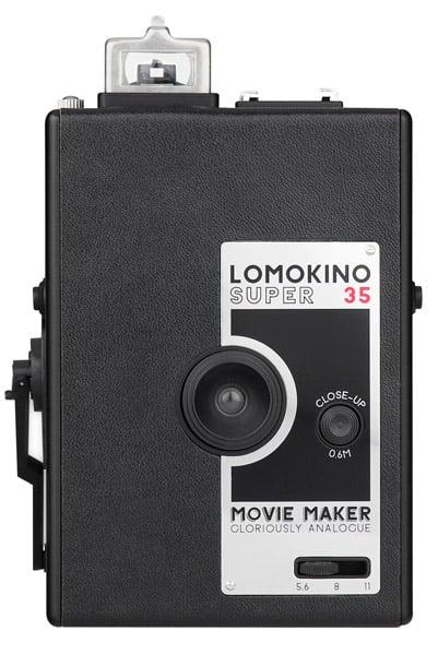 LomoKino 35mm Camera