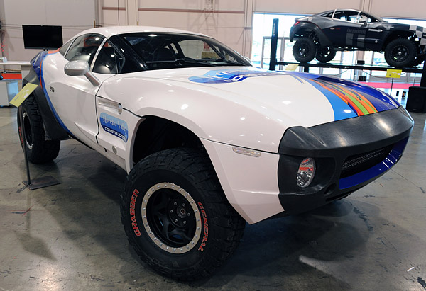 2012 Rally Fighter