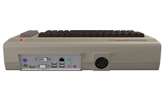 Commodore C64x Extreme