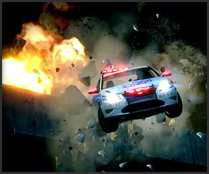 Michael Bay x NFS: The Run