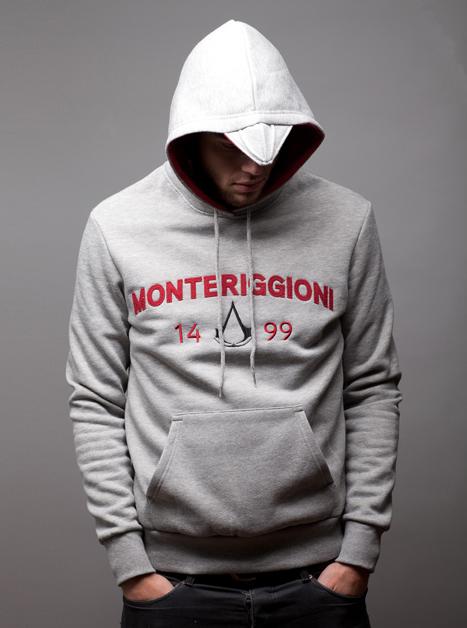 Monterrigioni Hoodie