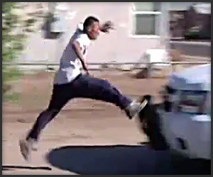 How Not to Run from Police