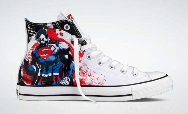 02a47bca6da9 Converse DC Comics Collection