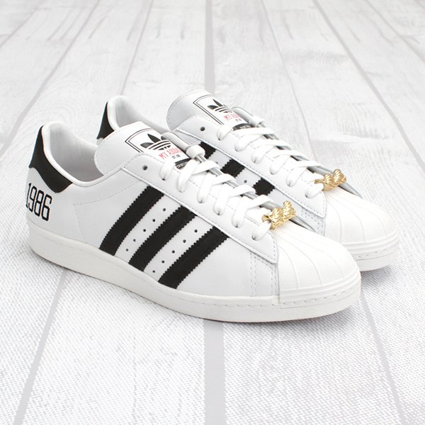 Run-DMC Adidas Superstar 80s