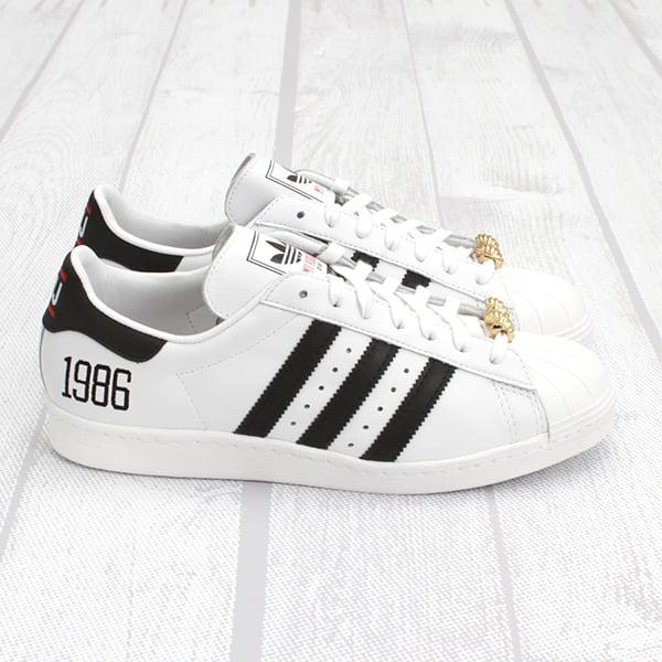 Run-DMC Adidas Superstar 80s