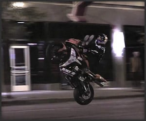 Motorcycle Stunting Chicago