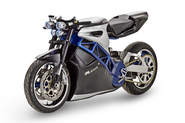 Evolve Lithium Motorcycle