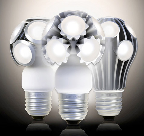 Bulled LED Bulbs