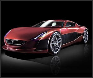 Rimac Concept One (Video)