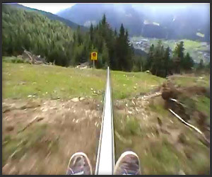 Mieders Alpine Coaster