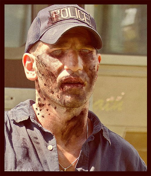 Walking Dead Character Zombies - The Awesomer