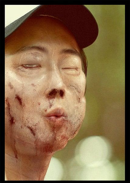 Walking Dead Character Zombies