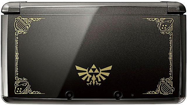 Nintendo 3DS Zelda Bundle