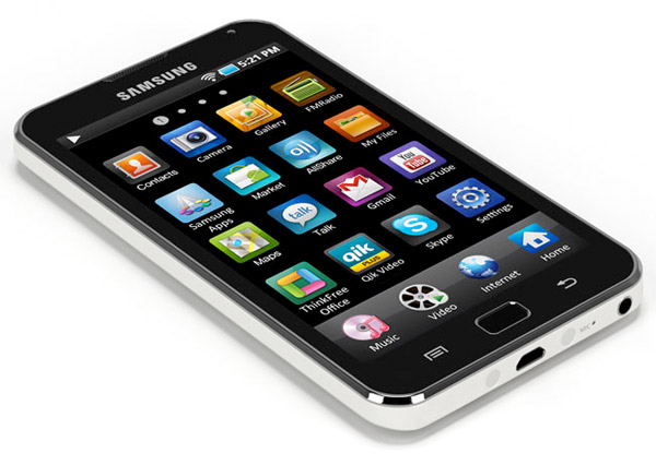 Samsung Galaxy Player
